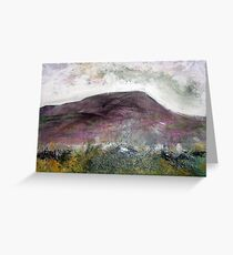 Pendle Hill Greeting Card