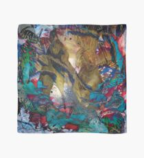 fairy impression abstract art Scarf