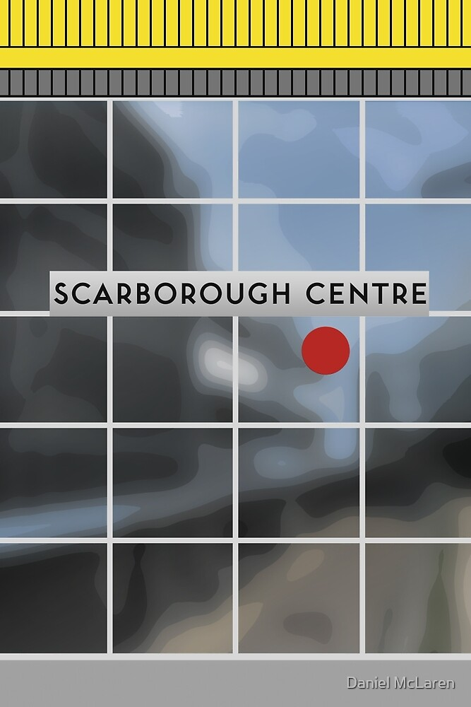 SCARBOROUGH CENTRE RT Station by Daniel McLaren