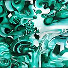 Inside A Dragon Egg by Davol White