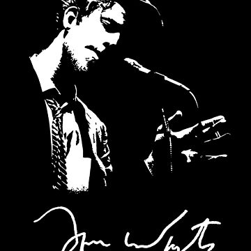 Tom Waits - Jazz-Piano-Música de carlosafmarques