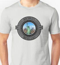 Geometric New York Cityscape  T-Shirt