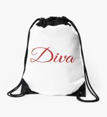 Diva Drawstring Bag