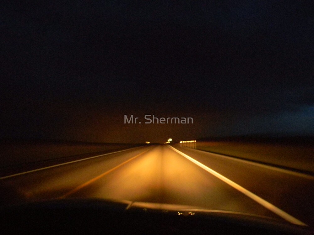 Moving Forward by Mr. Sherman