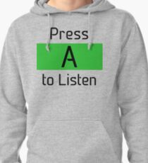 Press A to Listen T-Shirt