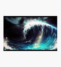 Oceans Photographic Print