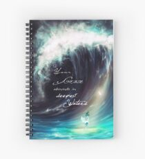 Oceans Spiral Notebook
