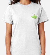 Franny the Granny Smith Fish Apple Classic T-Shirt