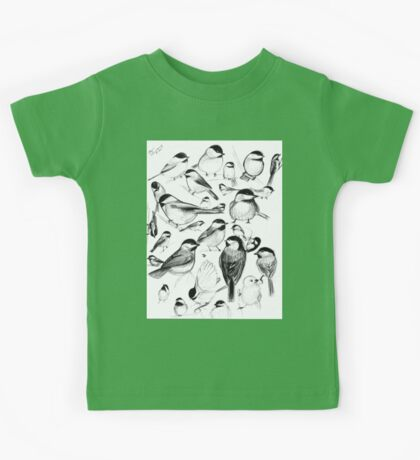 Chickadee Study Kids Clothes