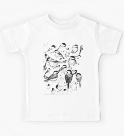 Chickadee Study Kids Clothes