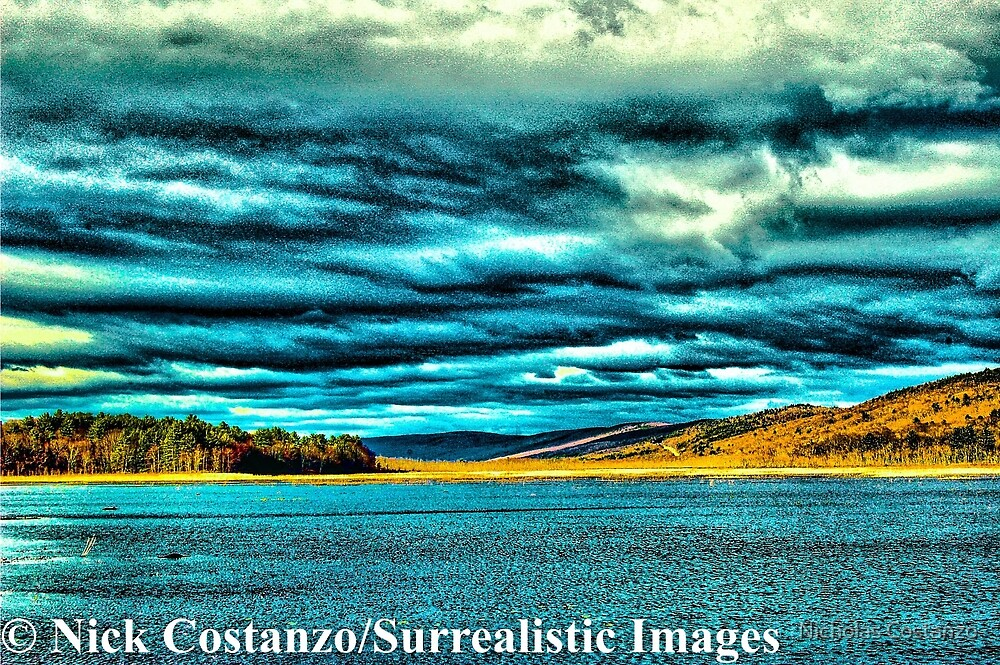 Storm Clouds Gathering by Nicholas Costanzo