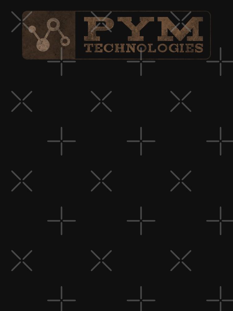 Ant-Man - Pym Technologies - Brown Dirty by garudoh