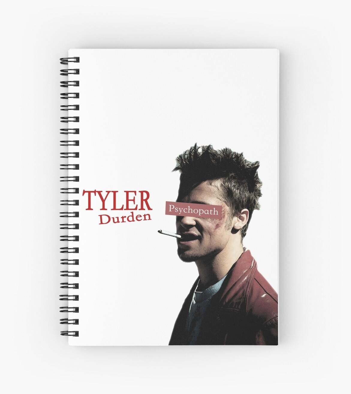 Tyler Durden - Psychopath by FKstudios