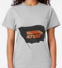 ATEEZ flag black Classic T-Shirt