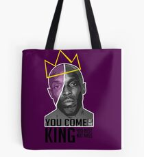 Omar Little - The Wire Tote Bag