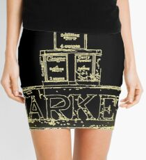 Market and Spices Mini Skirt