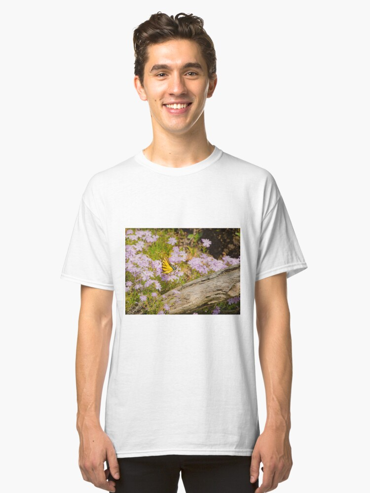 A Butterfly's Life Classic T-Shirt Front