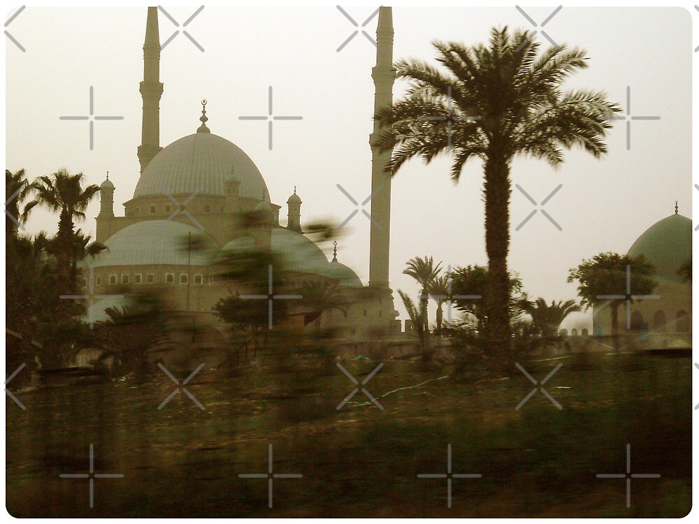 Citadel of Salah El-Din by AyahMoustafa