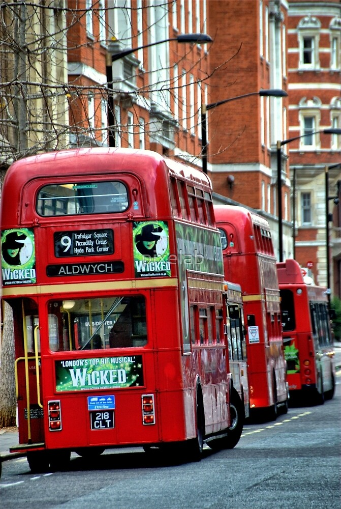 DOUBLE DECKERS by pixelab