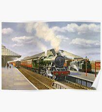 'Pennine Express' Poster