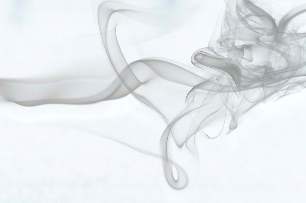 Gentle Grey Ethereal Smoke by oliver9523