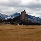 Needle Rock by Vendla