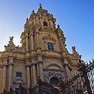 Il Duomo di San Giorgio by Andrea Rapisarda