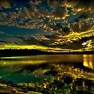 Golden Sky by LudaNayvelt