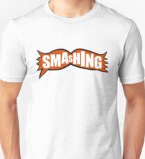 Smashing in white Unisex T-Shirt