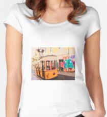 BOM DIA LISBOA | Tramway N°1 T-shirt échancré