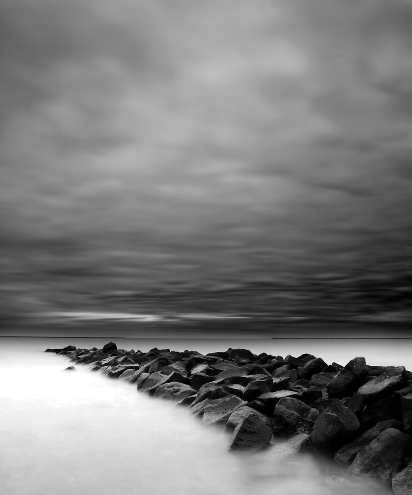 Sandy cove by DevT