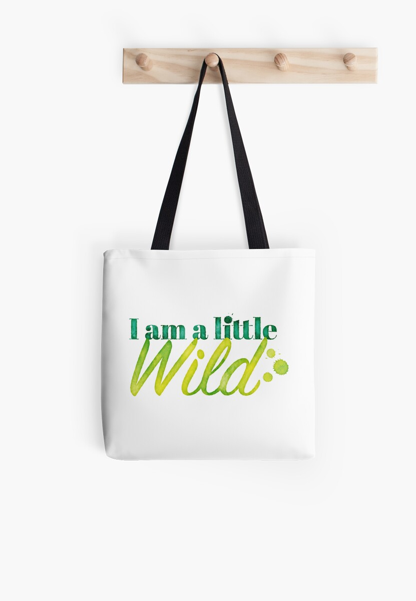 I am a little WILD by jazzydevil
