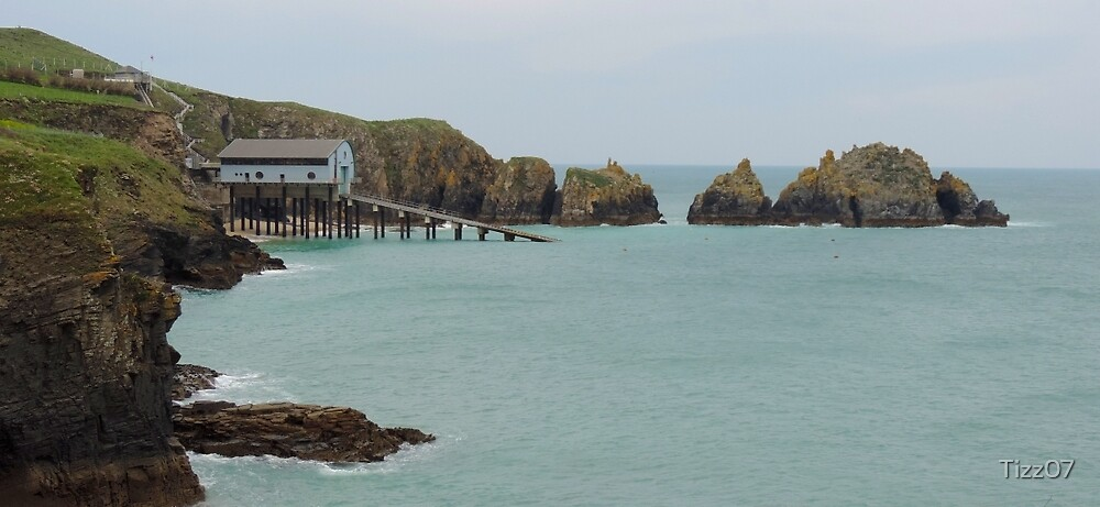 Padstow Lifeboat Station, Cornwall by Tizz07