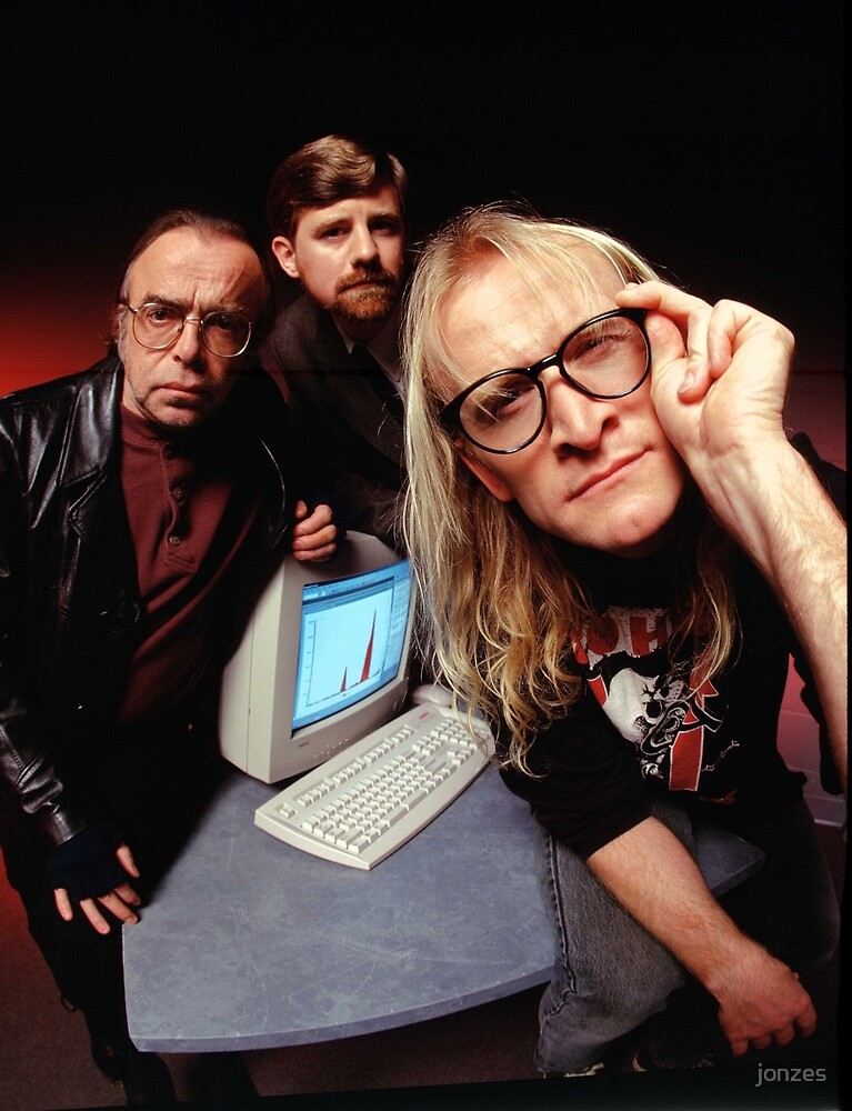 The Lone Gunmen by jonzes