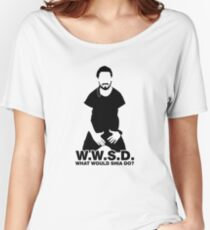 What Would Shia LaBeouf Do?  Women's Relaxed Fit T-Shirt