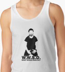 Camiseta de tirantes ¿Qué haría Shia LaBeouf?