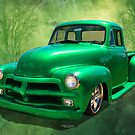 1954 Pickup by Hawley Designs