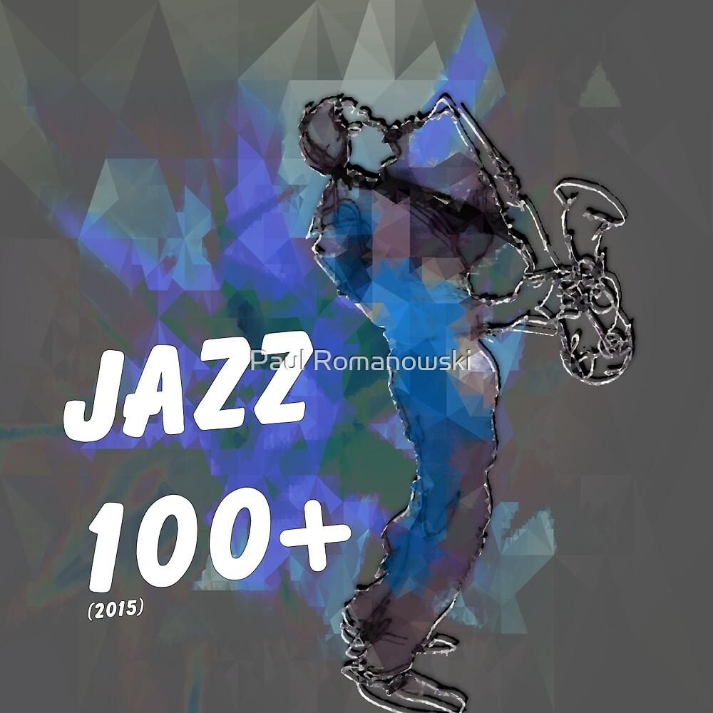 Jazz 100+(2015)(CD COVER) by Paul Romanowski