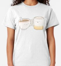 coffee, tea.. everything is fine by me! Classic T-Shirt