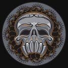 Skully by Scott White