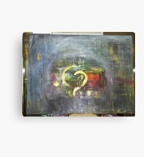 The mystery of love Canvas Print