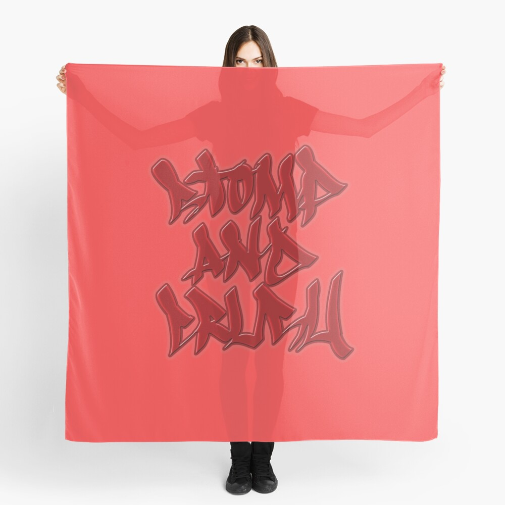Stomp and Crush Scarf