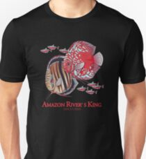 The king of the Amazon Unisex T-Shirt