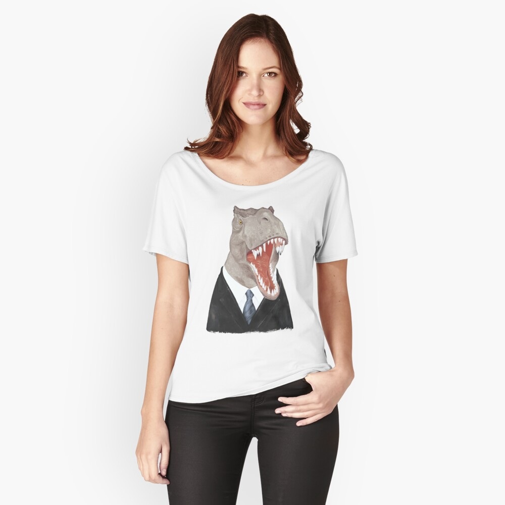 T-Rex Loose Fit T-Shirt