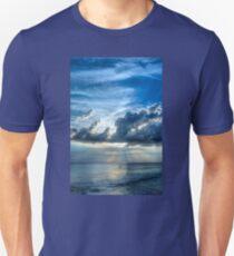 In Heaven's Light - Beach Ocean Art by Sharon Cummings Unisex T-Shirt