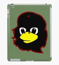 Linux tux Penguin Che guevara guerilla iPad Case/Skin