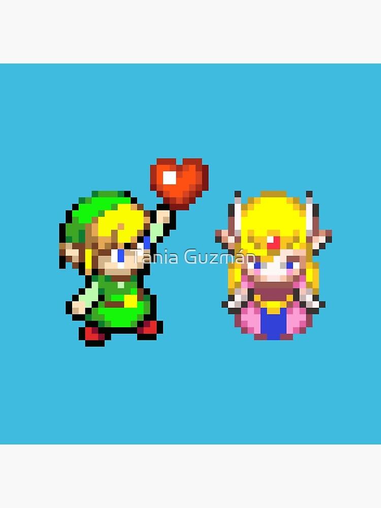 Zelda & Link von galegshop