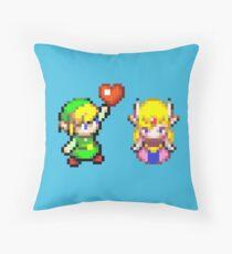 Cojín Zelda y enlace