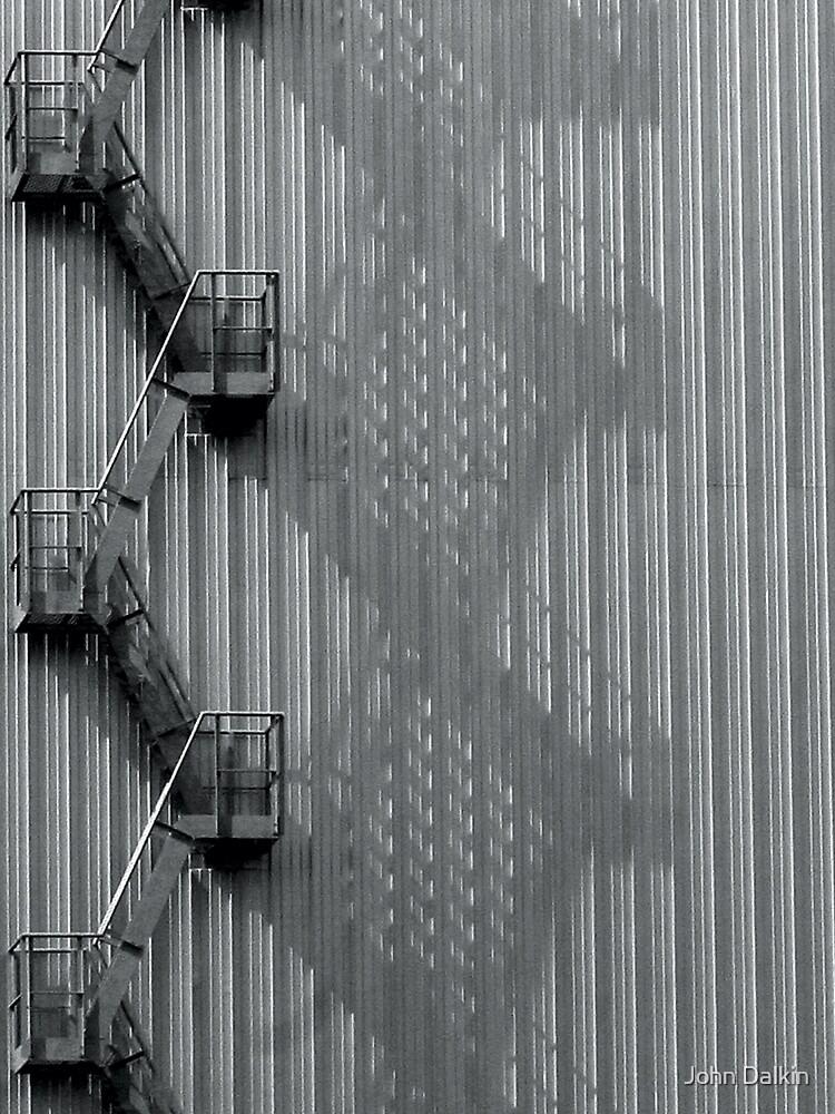 Fire Escape by JohnDalkin