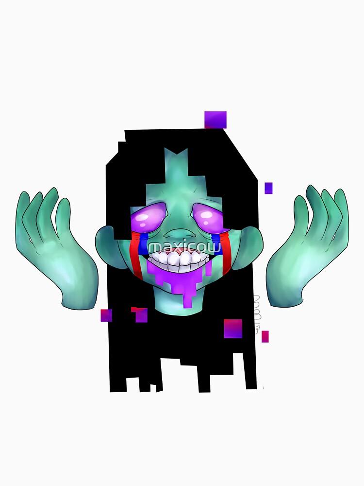 Pixel Punk by maxicow